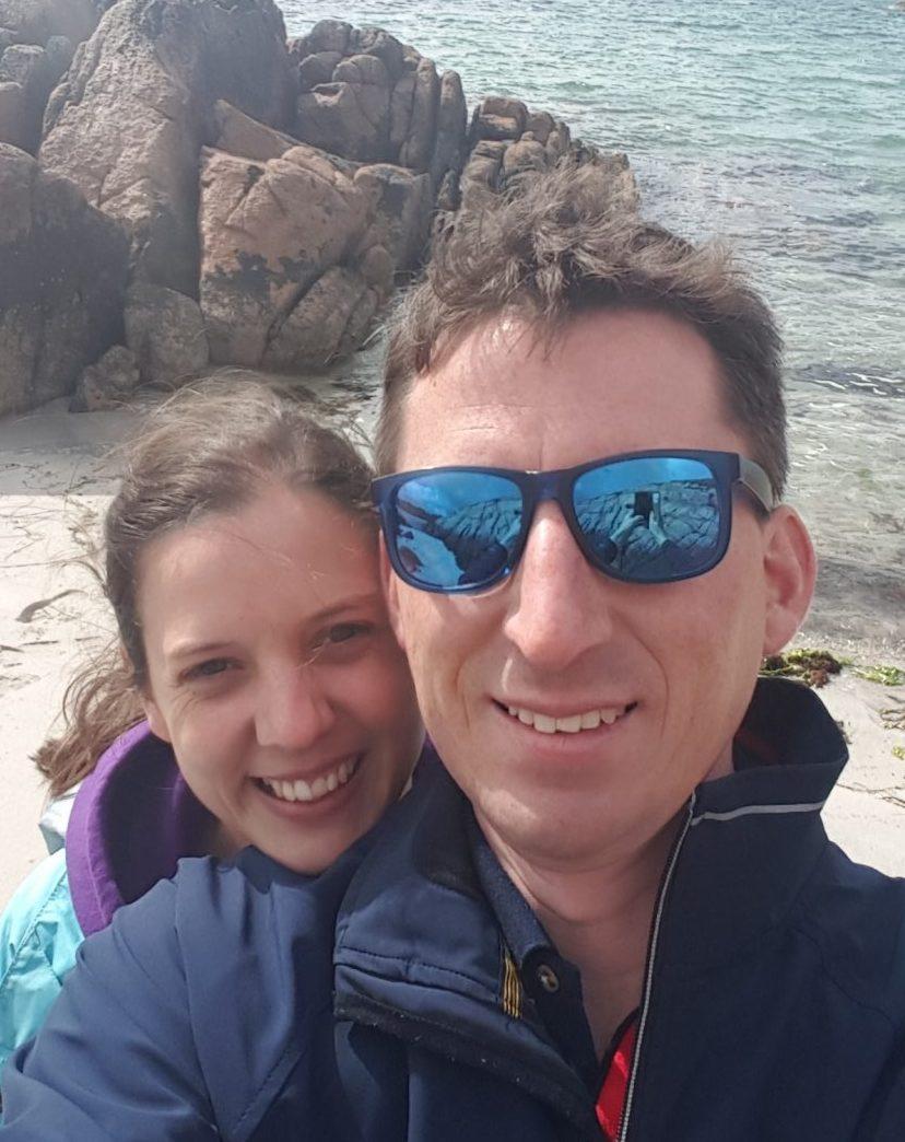 Jonathan & Karen Stoked Founders