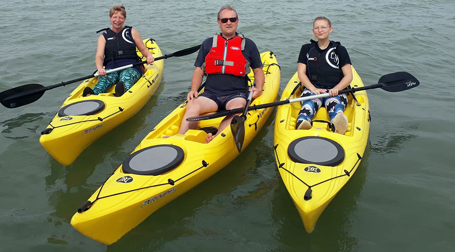 Stoked Water Sports Kayak Hire
