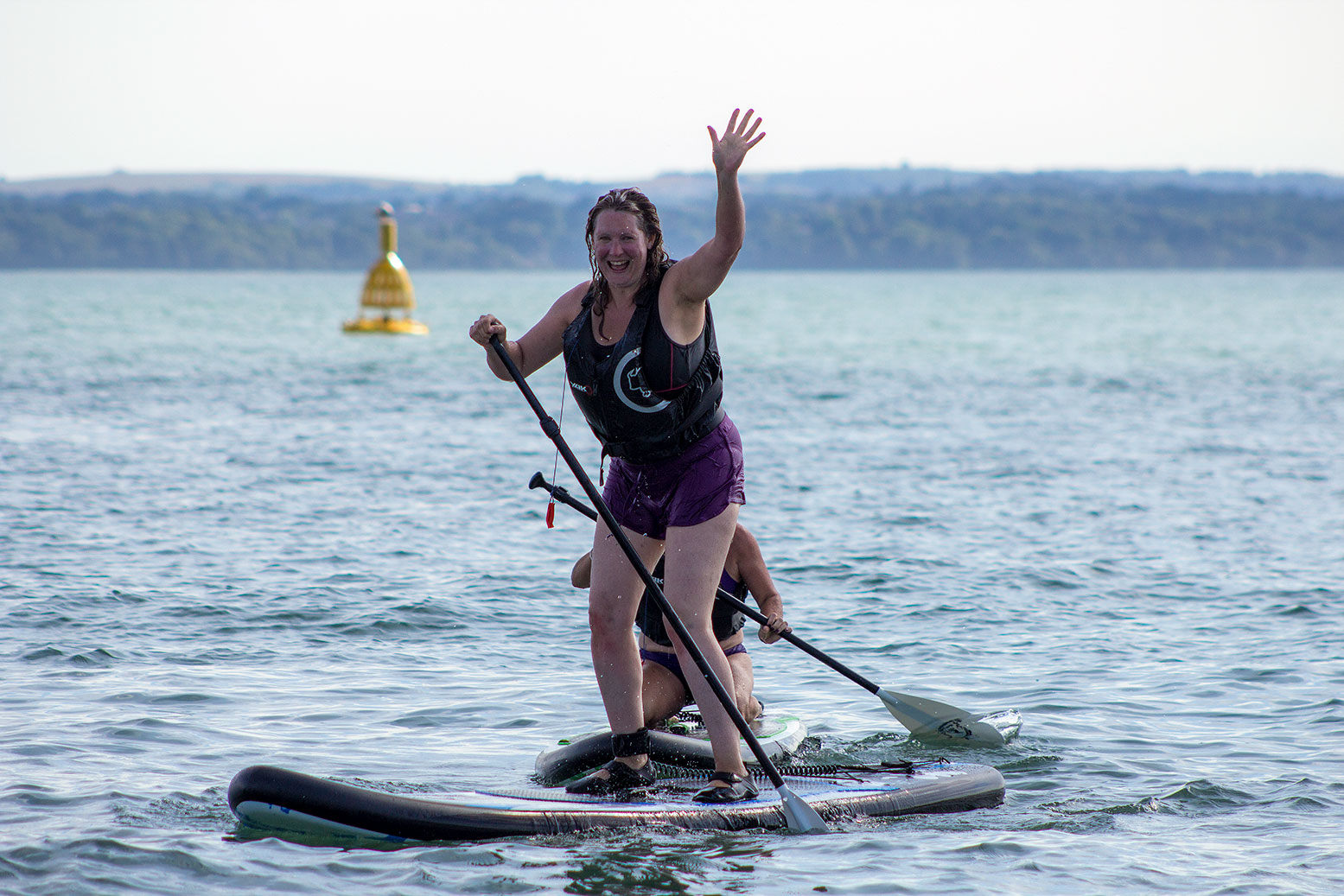 Stand up Paddleboard hire in Stokes Bay