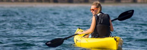 Solent kayak and SUP hire