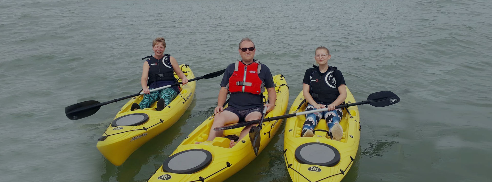 Kayaking Group Booking The Solent
