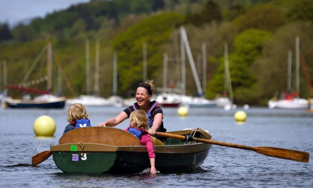 Rowboat Hire Fell Foot
